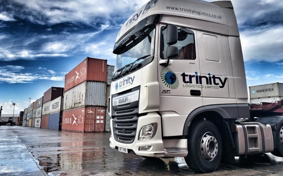 Trinity Logistics supporting global clients