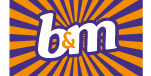 B&M Bargains Logo